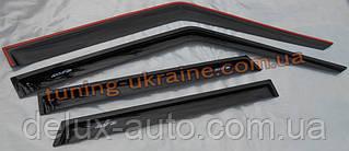 Дефлекторы окон (ветровики ANV) для ВАЗ 2171 Приора длинная