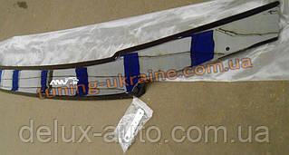 Дефлектор капота (мухобойка ANV) для УАЗ PATRIOT 2005-14