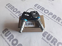 Серцевина с ключами замка двери  2 ключа+2 цилиндра DAF F 65/75/85/95, 65/75/85 CF, 95 XF, CF 1336529 1676761