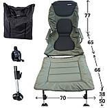 Карповое кресло-кровать Ranger SL-106 (RA 2230), фото 5