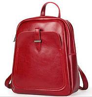 Женский кожаный рюкзак Grays GR-8860R