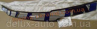 Дефлектор капота (мухобойка) ANV для ВАЗ 1118 Калина