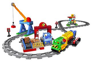 Залізні дороги, транспорт