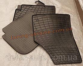 Коврики в салон резиновые Stingray 4шт. для Audi A4 2015