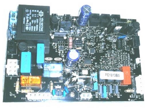 Плата силовая PE1810B0 к конвекционным печам Unox XB695, XB895
