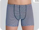 """Подростковое белье для мальчиков оптом, Турция. Боксерки для мальчиков """"Синий микс"""" TM Baykar р.7 (170-176 см), фото 3"""