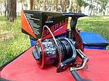 Катушка рыболовная Emerald EM 8000 5+1 bb EOS, фото 3