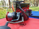 Катушка рыболовная Emerald EM 8000 5+1 bb EOS, фото 2
