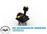 Пневматический джойстик управления подъема кузова (для самосвала) Hipomak