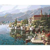 Картина по номерам Идейка - Берег Варенны 40x50 см (КНО1145)