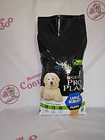 Корм ProPlan Puppy Large Robust Optistar Про План Паппі Лардж Робуст Оптістар з куркою 12 кг