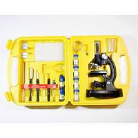 Микроскоп обучающий биологический Optima Beginner 300x-1200x Set