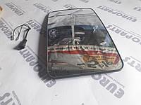 93193197 Стекло зеркала заднего вида с подогревом Ивеко IVECO EUROTECH EuroStar Trakker Eurocargo 93190970, фото 1