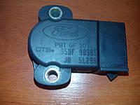 Датчик положения дроссельной заслонкой (TPS) 95BF-9B989-JB