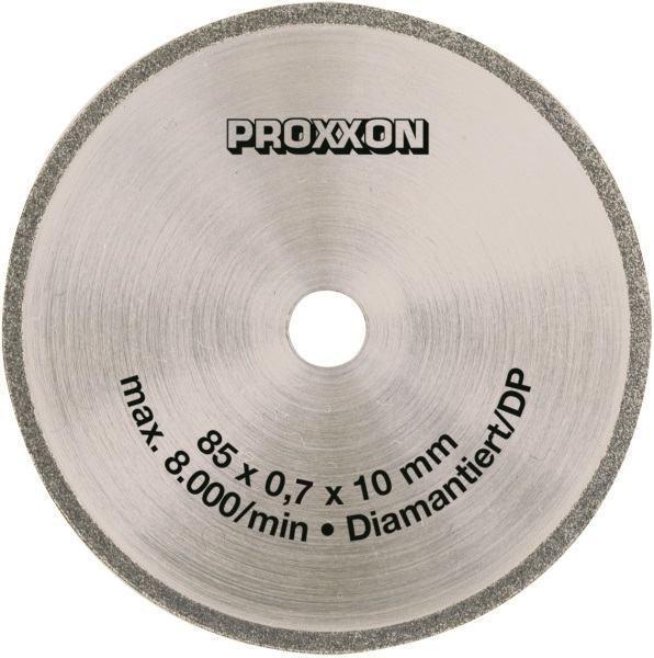 Диск алмазный PROXXON 85x10 мм (28735)