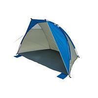 Палатка High Peak Mallorca 40 (синяя/серая)