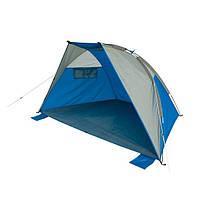 Палатка High Peak Bilbao 40 (синяя/серая)
