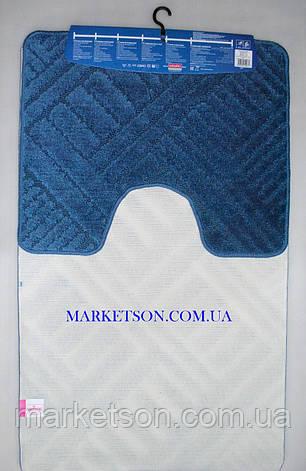 Набор ковриков в ванную и туалет . Турция., фото 2