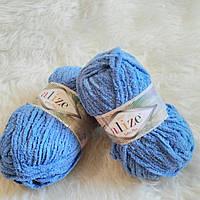 Пряжа Alize Softy Plus цвет джинс № 374