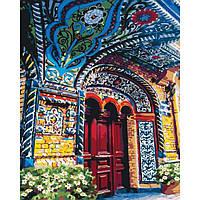 Картина по номерам Идейка - Загадочный магазин 2 40x50 см (КНО2175)