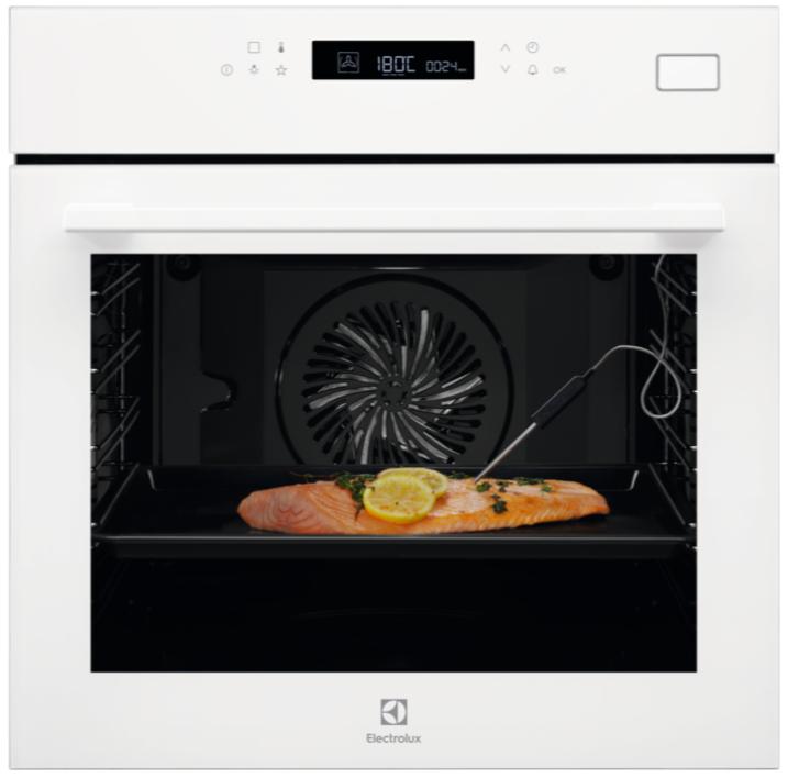 Встраиваемая духовка с функцией паровой печи Electrolux EOB7S31V