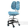 Детское ортопедическое кресло FunDesk SST6 Blue