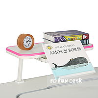 Полка для книг SS16 FunDesk Pink, фото 1