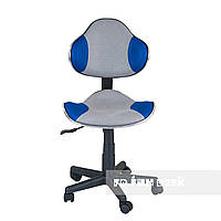 Дитячий стілець для школяра FunDesk LST3 Blue-Grey