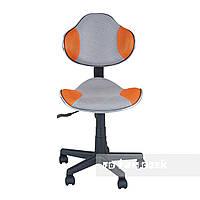 Дитяче крісло FunDesk LST3 Orange-Grey