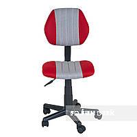 Детское кресло для школьника FunDesk LST4 Red-Grey, фото 1