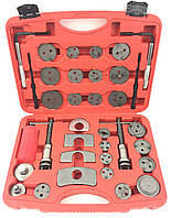 Набор для замены тормозных колодок LEX Польша 35 предметов CrV