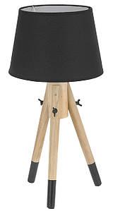 Лампа Intesi Lowe, черный