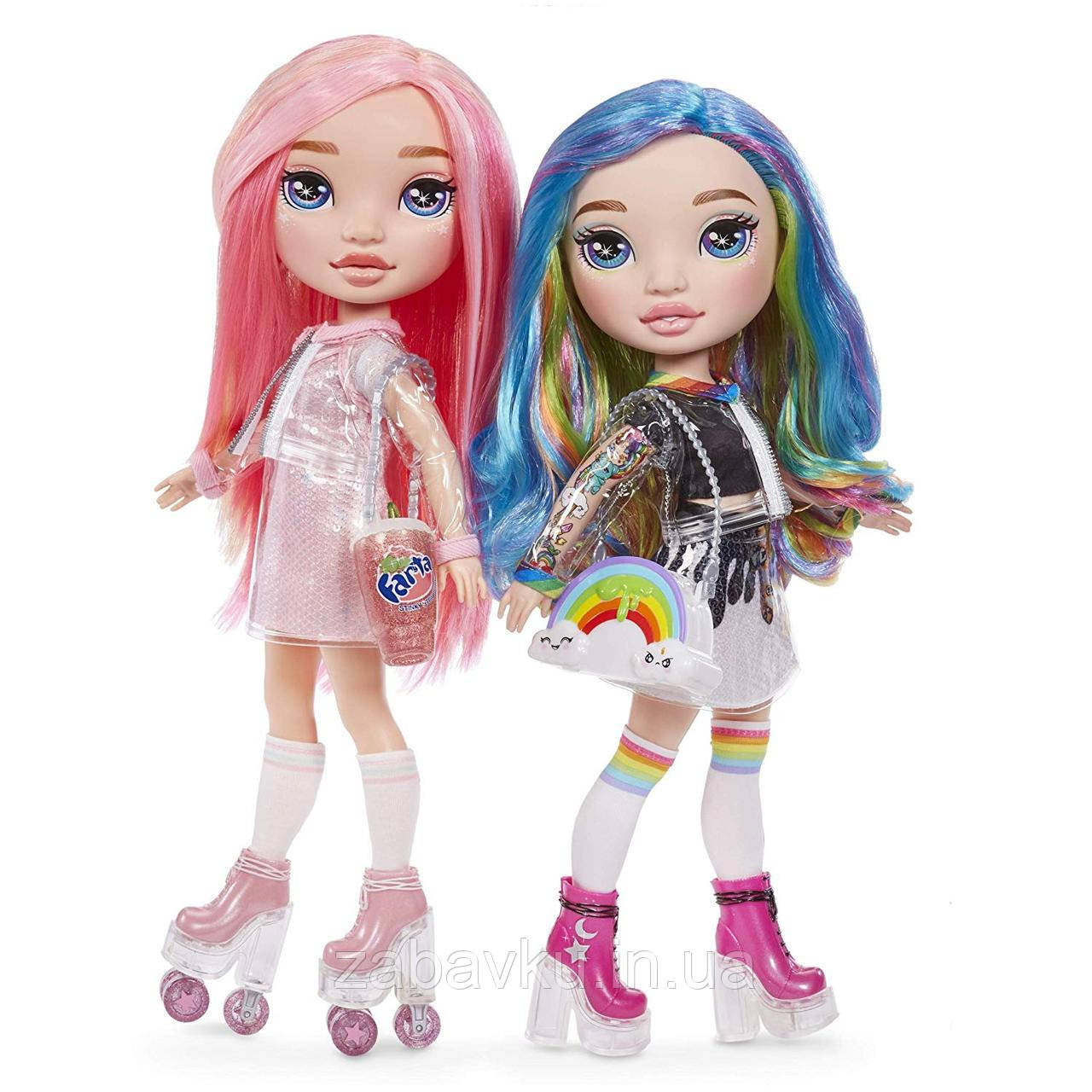 Лялька пупсі Poopsie Rainbow Surprise Dolls Rainbow Dream Or Pixie Rose
