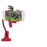 Подставка под телефон с вращающейся 360 Красный