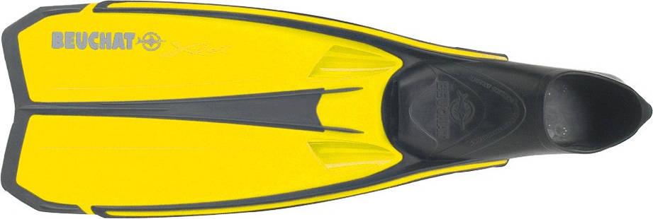 Ласты Beuchat X Jet 38-39 Желтый (154202), фото 2