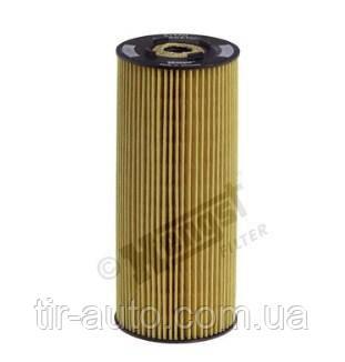 Фильтр масляный MERCEDES 1000, LK/LN2, MK, NG, O 309, O 402, UNIMOG, T2/L (HENGST E197H D06)