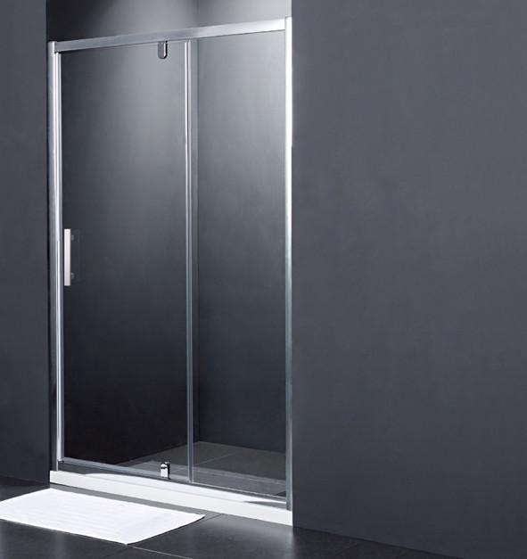 Душевая дверь Primera Frame 1200x1900 мм, стекло шиншилла