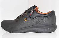 Мужские кроссовки в стиле ECCO Biom Gore-Tex черные., 43р.Натуральная кожа!
