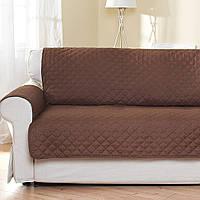 """Накидка на диван ТЕП™ """"Vintage"""" 180х145см  с подлокотниками, фото 1"""