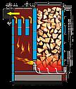 Шахтный котел Холмова Стандарт - 10 кВт, фото 9
