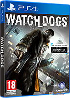Watch Dogs PS4 - Русская версия (1323)