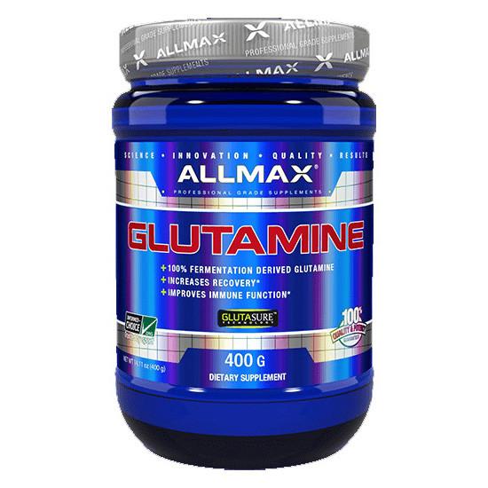 Глютамин AllMax Nutrition Glutamine (400 г) алмакс