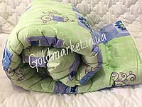 Одеяла на овчине Голд Двухспалка 180*210см. 385грн