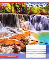 "Тетради 48 л. клетка ""Waterfalls"" 762676"