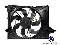 Диффузор радиатора охлаждения Kia Sorento 2013-2015, фото 1