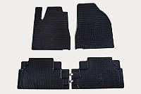 Коврики салона (резиновые) Lexus rx 300/330/350/400h (Лексус Рх 2003-2009)