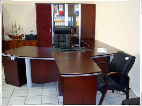 Стол Брифинг Мукс YDK3009 Палисандр (Диал ТМ), фото 2