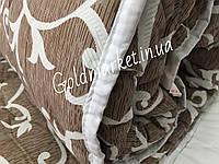 Одеяла Бязь голд на овчине евро размер 200*220см 445 грн
