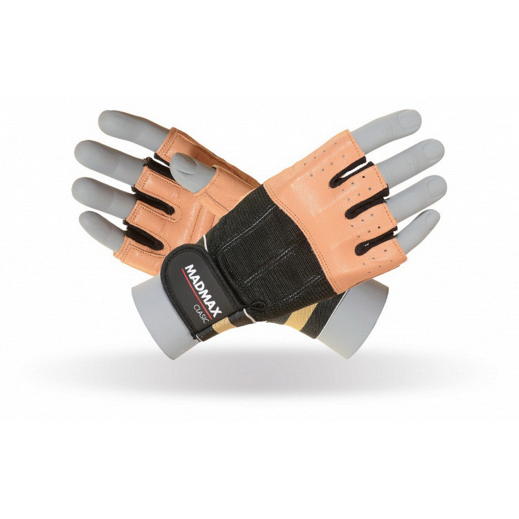 Перчатки Mad MaxClasic Workout Gloves MFG-248 мэд макс класик воркаут гловес L