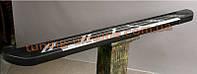 Боковые площадки из алюминия Sunrise для SsangYong Rexton 2006-2012